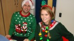 Christmas Jumper Day and Christmas Dinner!